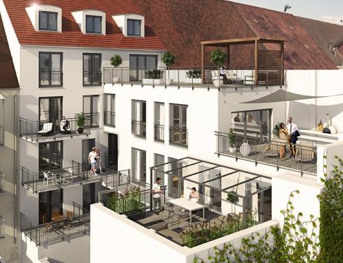 Altstadt Terrassen